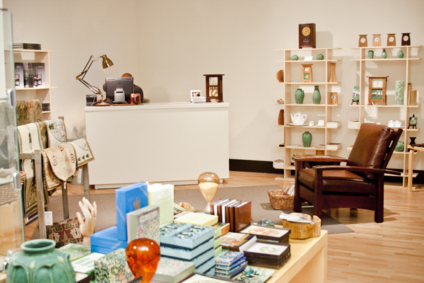Exit Through the (Stickley) Gift Shop | Dallas Museum of Art Uncrated