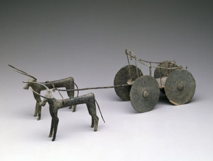 Date: 2000-1800 B.C., Bronze, Dallas Museum of Art, Irvin L. and Meryl P. Levy Endowment Fund