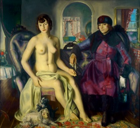 George Wesley Bellows, Two Women