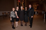 Gail with DMA curators Sue Canterbury, Heather MacDonald, Roslyn Walker and Kevin Tucker.