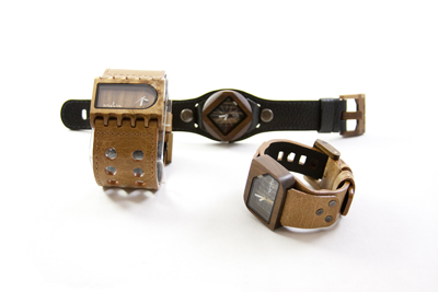 Mistura Wooden Timepieces, $225-$275