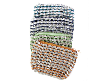 Pop Top Make-Up Bag, $18