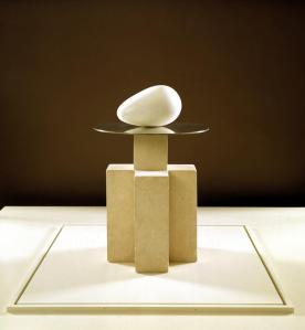 Constantin Brancusi, Beginning of the World, c.1920, Dallas Museum of Art, Foundation for the Arts Collection, gift of Mr. and Mrs. James H. Clark