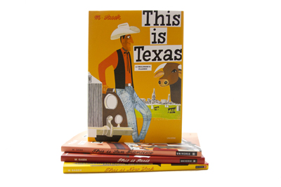 This is Texas, This is Paris, This is New York, This is San Francisco, $17.95