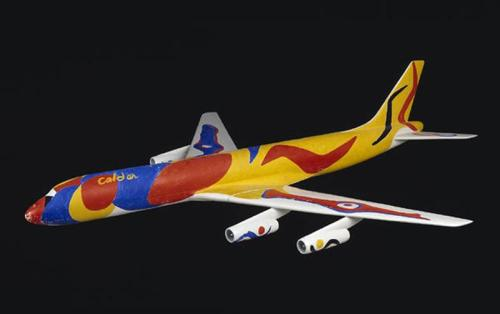 Model for Flying Colors