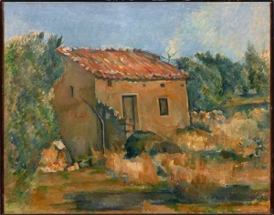 Paul Cezanne, Abandoned House near Aix-en-Provence, 1885-1887, oil on canvas, Dallas Museum of Art, The Wendy and Emery Reves Collection