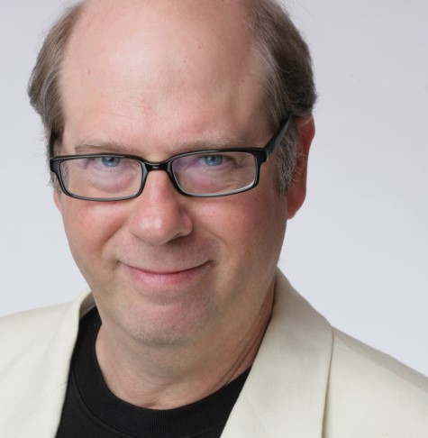 Stephen Tobolowsky will read on February 11th. photo credit Jim Britt.
