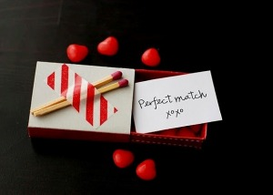 matchbox-love-note tutorial valentine's day party ideas party printables valentine's day crafts