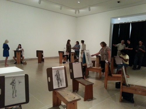 Life Drawing Course