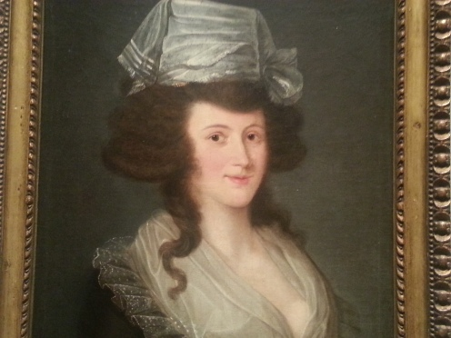 Christian Gullager, Portrait of a Woman, c. 1790, Dallas Museum of Art, The Faith P. and Charles L. Bybee Collection, gift of Faith P. Bybee