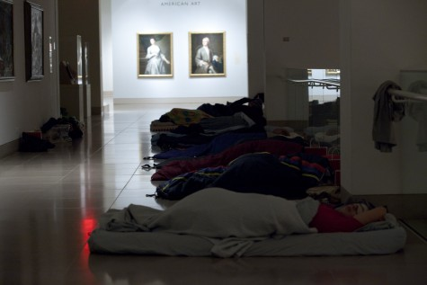 Lights Out at the DMA