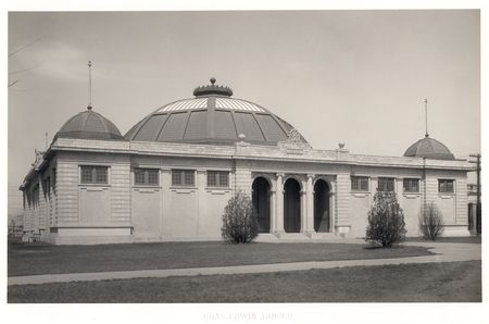 Textile and Fine Arts Building, Fair Park, c. 1909