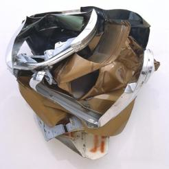 John Chamberlain, Dancing Duke, 1974, Dallas Museum of Art, gift of Dr. and Mrs. Harold J. Joseph in honor of Mr. and Mrs. Max Walen