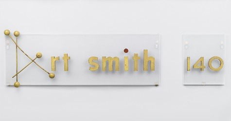 Art Smith , Untitled, 1948-1979, wood, paint, copper, Brooklyn Museum, Gift of Charles L. Russell, 2007.61.36a-m