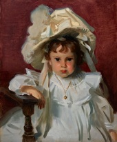 John Singer Sargent, Dorothy, 1900, oil on canvas, Dallas Museum of Art, gift of the Leland Fikes Foundation, Inc.