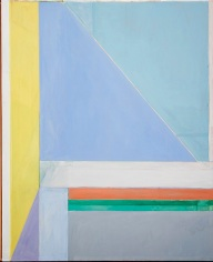 Richard Diebenkorn, Ocean Park No. 29, 1970, oil on canvas, Dallas Museum of Art, gift of the Meadows Foundation, Incorporated © Estate of Richard Diebenkorn