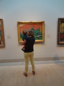 Art Babies at the DMA