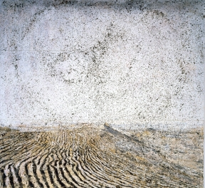 Anselm Kiefer, This Dark Brightness which Falls from the Stars (Cette obscure clarté qui tombe des étoiles), 1996, Dallas Museum of Art, Frances Moss Ryburn Memorial Fund