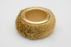 "Giovanni Corvaja, designer, ""The Golden Fleece"" ring, 2008, Dallas Museum of Art, gift of Deedie Rose"