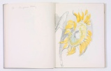 Otis Dozier, Sketchbook, 1963-1978, Dallas Museum of Art, gift of The Dozier Foundation.