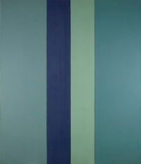 Brice Marden, To Corfu, 1976, oil and wax on canvas, Dallas Museum of Art, Foundation for the Arts Collection, anonymous gift © 2014 Brice Marden/Artists Rights Society (ARS), New York