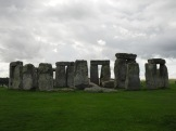 Stonehenge was breathtaking, but the clouds almost stole the show.