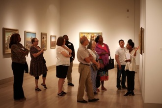 Dallas Museum of Art_DMA Friends Tea Time, Deep in the Heart of Texas (8)_September 2015_Courtesy of Dallas Museum of Art