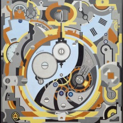 Watch, Gerald Murphey, 1925, 1963.75.FA