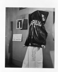 Denise Bellon, Untitled (Mannequin by Hans Arp), 1938, gelatin silver print, Dallas Museum of Art, gift of the Junior Associates and an anonymous donor 2001.53