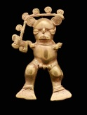 Pendant: Monkey, Veraguas, Panama, A.D. 800-1200, gold, Dallas Museum of Art, the Nora and John Wise Collection, bequest of John Wise 1983.W.275