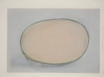 John A. Thomas, The Egg, 1966, pastel and pencil, Dallas Museum of Art, Mrs. Edwin B. Hopkins Purchase Fund, Seventeenth Exhibition of Southwestern Prints and Drawings, 1967 1967.14