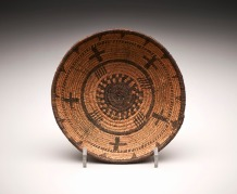 Bowl, Apache peoples, c. 1880, Dallas Museum of Art, gift of Lillian Butler Davey.