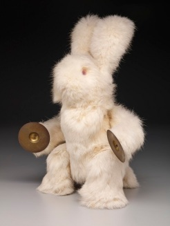 Unknown, Toy Rabbit with Cymbals Which Belonged to Churchill, n.d., Dallas Museum of Art, The Wendy and Emery Reves Collection 1985.R.533