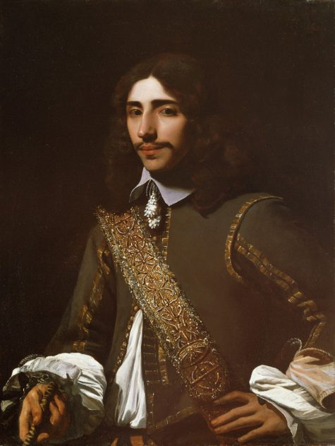 Portrait of a Gentleman, possibly a Member of the Deutz Family, Michael Sweerts, 1648–1649, Dallas Museum of Art, The Karl and Esther Hoblitzelle Collection, gift of the Hoblitzelle Foundation, 1987.25