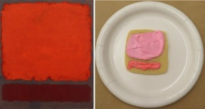 """Mark Rothko, """"Orange, Red and Red,"""" 1962, oil on canvas, Dallas Museum of Art, gift of Mr. and Mrs. Algur H. Meadows and the Meadows Foundation, Incorporated, 1968.9, © 1998 Kate Rothko Prizel & Christopher Rothko / Artists Rights Society (ARS), New York"""