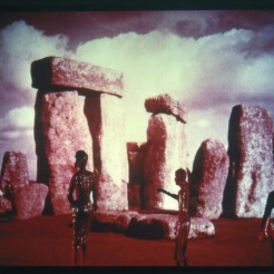 Laurie Simmons, Stonehenge, 1984, Dallas Museum of Art, gift of Fredericka Hunter and Ian Glennie, Houston
