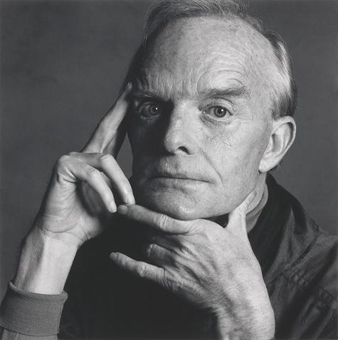 Irving Penn, Truman Capote, New York, 1979, printed 1983, silver print, Smithsonian American Art Museum, Gift of The Irving Penn Foundation. Copyright © The Irving Penn Foundation