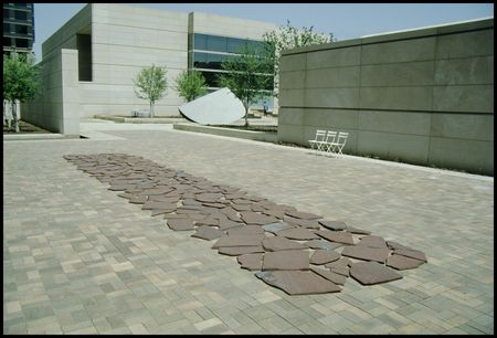 Concentrations 9: Richard Long, March 31–July 8, 1984