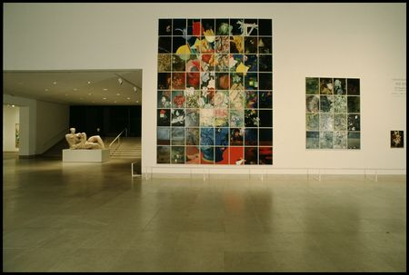 Concentrations 14: Pat Steir, The Brueghel Series, November 1, 1986–January 4, 1987