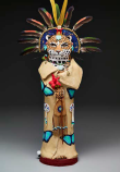Kathie Lostetter, Figure of Jaguar Goddess, 2016, lent by Anne Bromberg
