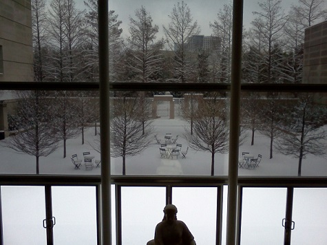 fleischner-courtyard-covered-in-snow-2011
