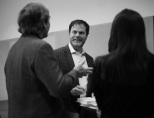 Photos from A&LL Presents: Rainn Wilson at the Horchow Auditorium. Images taken Saturday, March 19, 2016.
