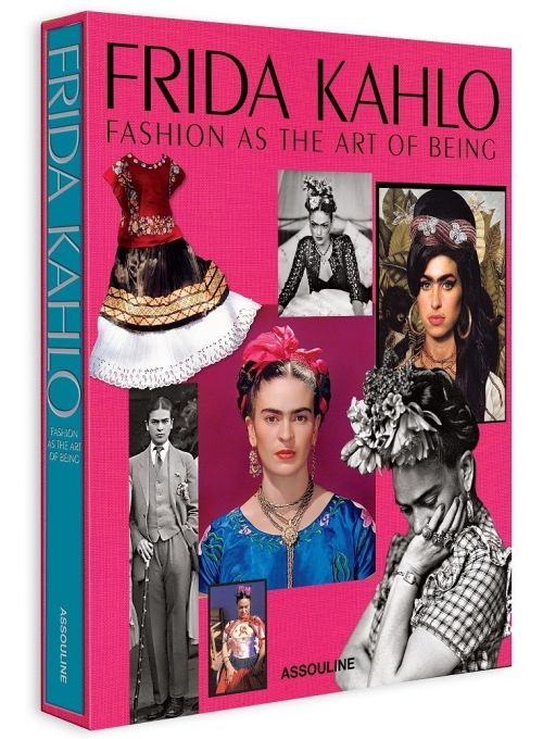 Frida Kahlo Cover 3D crop