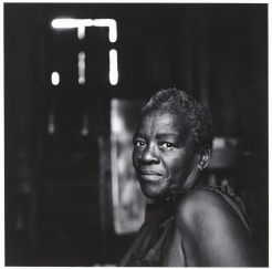 Debbie Fleming Caffery, Looking at Me (Polly), 1984, Gelatin Silver Print, Jackson, Walker, Winstead, Cantwell & Miller Fund