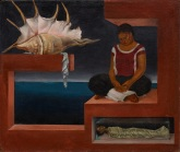 Roberto Montenegro, The Shell, c. 1936, Dallas Museum of Art, Dallas Art Association Purchase, 1951.84