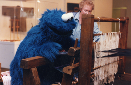 Sesame Street | Dallas Museum of Art Uncrated